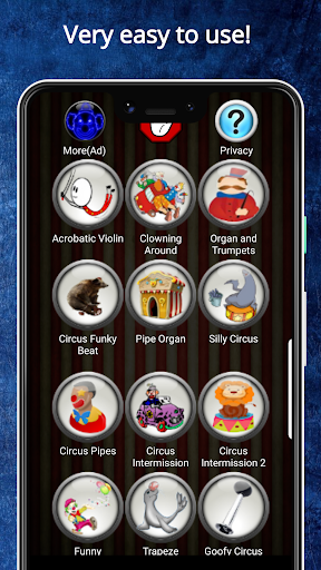 Circus Ringtones screenshots 3