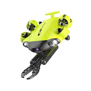 UNDERWATER DRONE FIFISH V6S INCL ROBOTIC ARM