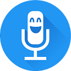 Voice changer with effects icon