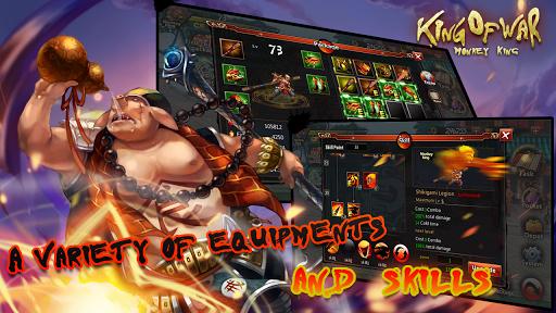 King of war-Monkey king 1.0.9 screenshots 7