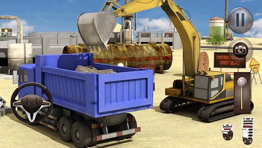 城市道路建设者3D模拟器