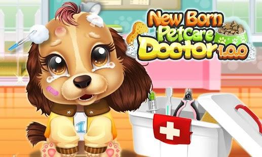 Download Newborn Pet Care Doctor For PC Windows and Mac apk screenshot 1