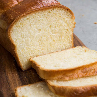 Brioche Loaf Bread.