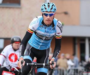 """Tweevoudig Belgisch kampioen Vantornout rijdt nu voor het plezier: """"Ik heb niet meer het loon van een kopman, dus nu wordt er minder van mij verwacht"""""""