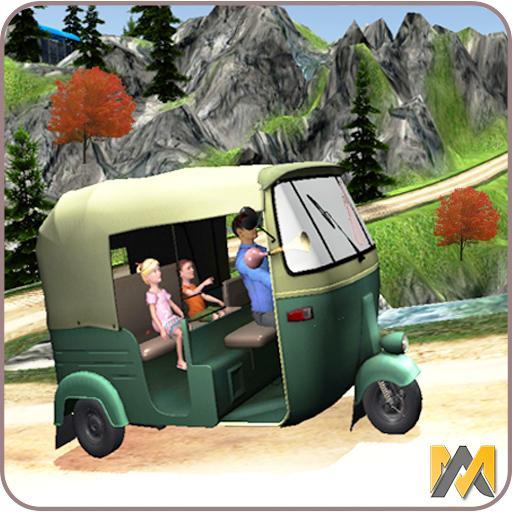 運転 マウンテン トゥクトゥク 人力車 模擬 App LOGO-硬是要APP