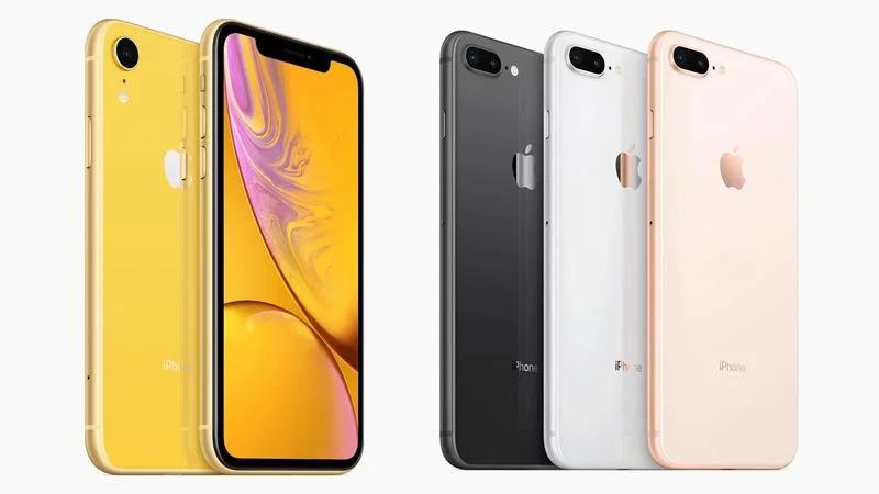 Bầu chọn iPhone 8 Plus và iPhone XR: Nên mua máy nào?