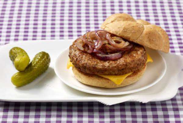 Turkey Burger Patties Recipe