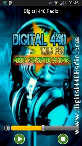 Digital 440 Radio