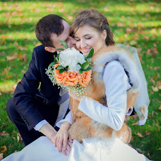 Wedding photographer Toma Shekhovcova (Tomash). Photo of 23.11.2015