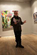 Photo: David Bateman @ Winter Snow Ball @ Urban Gallery Jan 2014