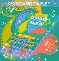 Paisley Keyboard - screenshot thumbnail 01