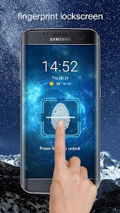 Free Fingerprint Locker Prank - náhled