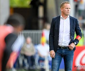 """Wouter Vrancken satisfait: """"C'est ce qu'un coach veut voir"""""""