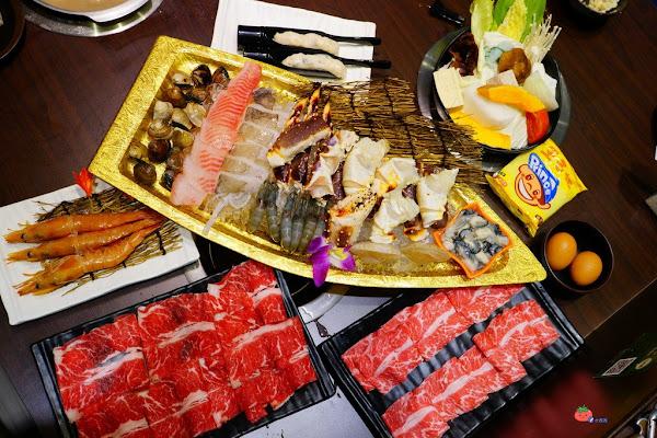 板橋火鍋推薦 化饈火鍋 後站美食 吃鱈場蟹來這就對!