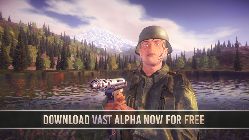 Vast Survival (Multiplayer) Open World.  captures d'écran 1