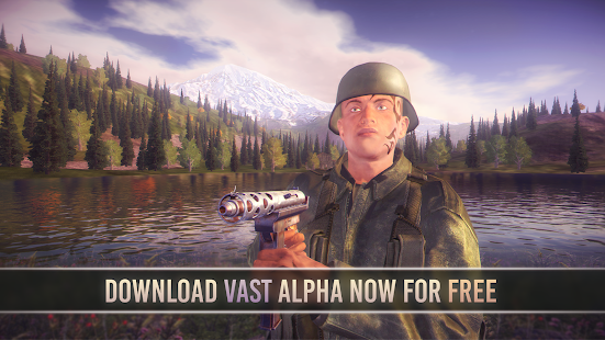 Vast Survival (Multiplayer) Open World. Screenshot