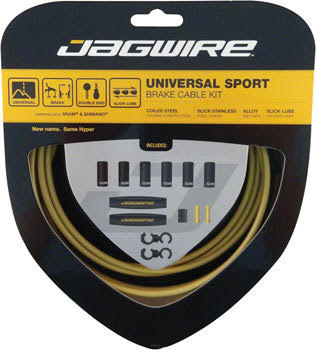 Jagwire Universal Sport Brake Kit alternate image 2
