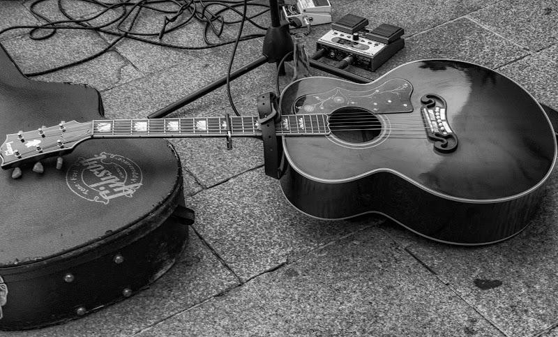 Gibson guitar... di Gian Piero Bacchetta