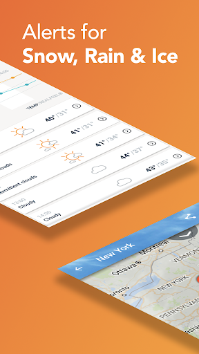 AccuWeather: Local Weather Forecast & Live Alerts  screenshots 4
