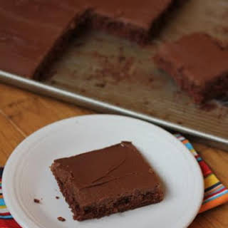Chocolate Buttermilk Brownies Recipes.