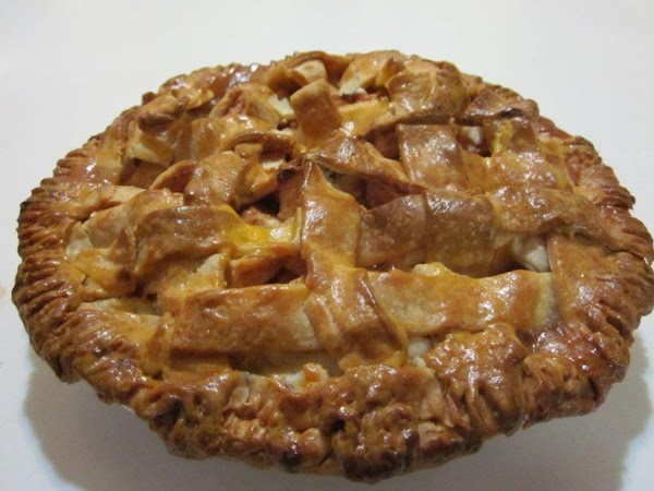Granny's Apple Pie Recipe