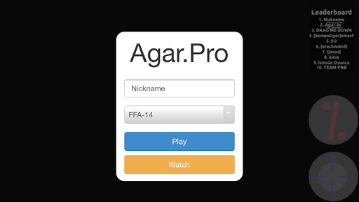 Agar Pro for PC