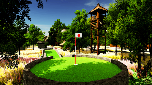 Mini Golf Arena  captures d'écran 1