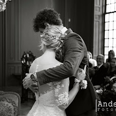 Wedding photographer Andrea Korstanje (andersfotografie). Photo of 06.03.2019