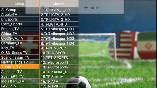 Free IPTV 3.0 screenshots 1