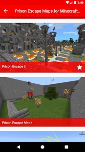Prison Escape Maps For Minecraft PE Apps Bei Google Play - Minecraft prison escape spielen