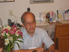 Photo: Professor Karl Rubin