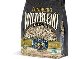 The Lundbery Wild Blend Rice is Long Grain Brown Rice, Sweet Brown Rice, Whole...