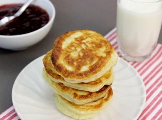 Oladi (russian Pancakes) Recipe