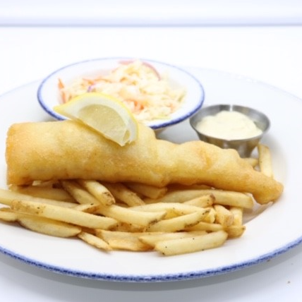 Traditional London Fish & Chips