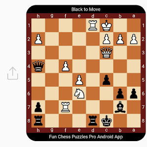 Fun Chess Puzzles Pro (Tactics) 이미지[5]