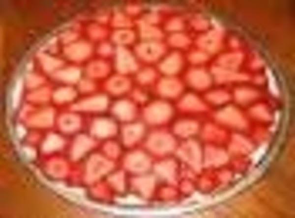 Strawberry Pizza Recipe