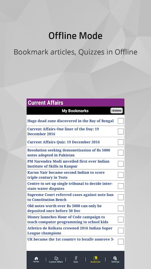 Daily Current Affairs & GK- screenshot