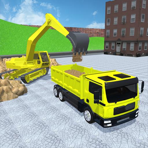 River Road Builder: Constructionworks 2018 (game)
