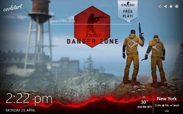 CS:GO Danger Zone HD Wallpapers Battle Royale