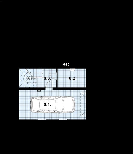 A-119 - Rzut piwnicy