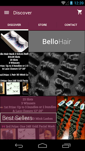 Bello Hair