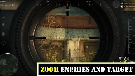 Us Sniper Mission 3D android2mod screenshots 3