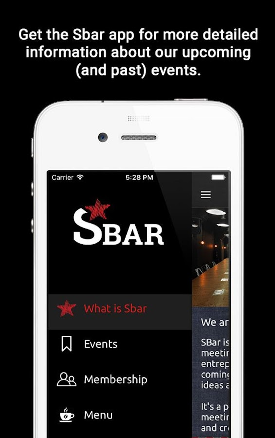 S*Bar- screenshot