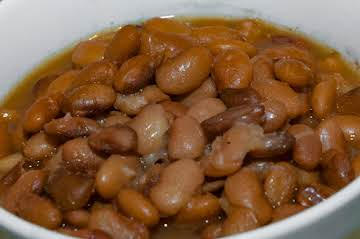 Cooking Under Pressure: Flavorful Pinto Beans