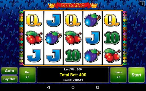 Reel Kingu2122 Slot  screenshots 11