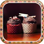 Sweet Cupcakes Live Wallpaper
