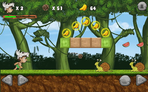 Jungle Adventures  trampa 6