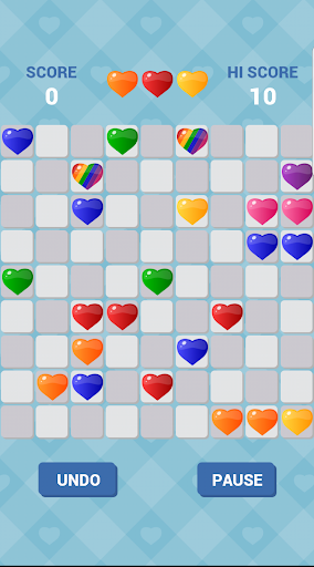 Color Lines: Match 5 Balls Puzzle Game 4.08 screenshots 2