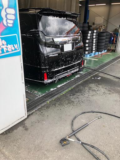 ひろさんさんのヴェルファイア洗車の画像
