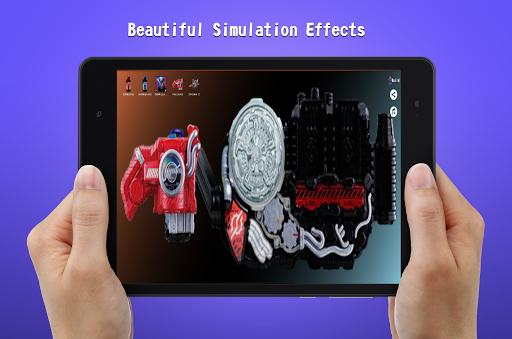 DX Henshin Belt Sim for Build Henshin  screenshots 12